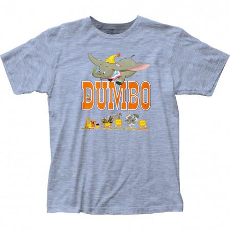 Dumbo Men's Grey Classic T-Shirt