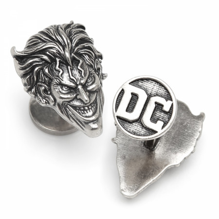 The Joker Face Cufflinks