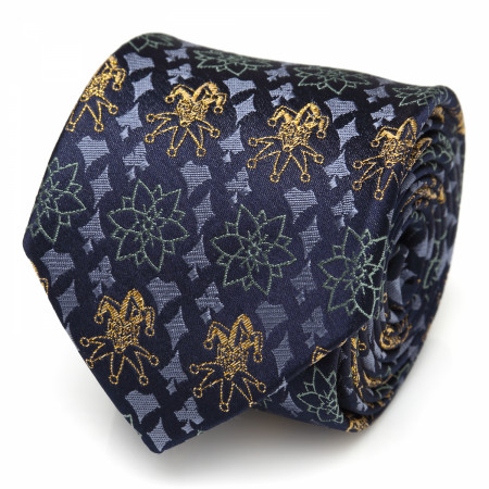 The Joker Icons Silk Tie