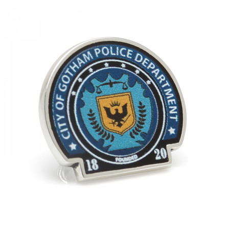 Batman Gotham City Police Department Lapel Pin