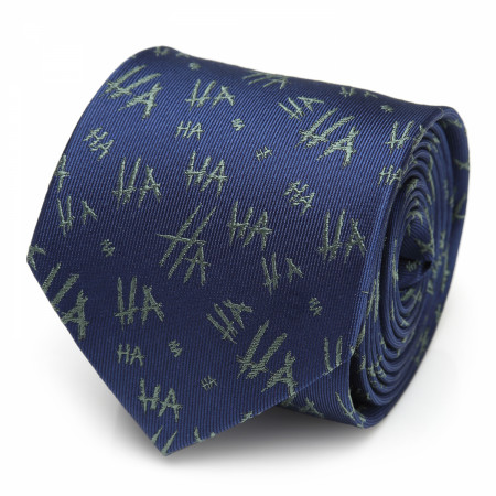 The Joker Haha Laughter Tie