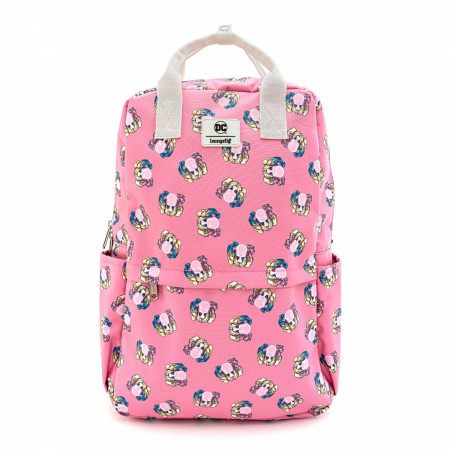 Harley Quinn Bubble Gum Backpack
