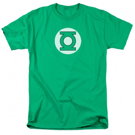 Green Lantern Classic Logo Men's T-Shirt