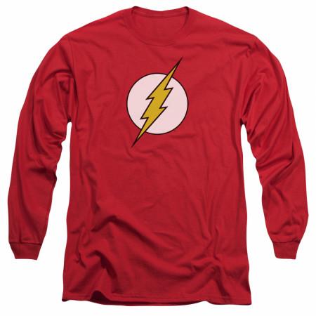 Flash Symbol Long Sleeve T-Shirt