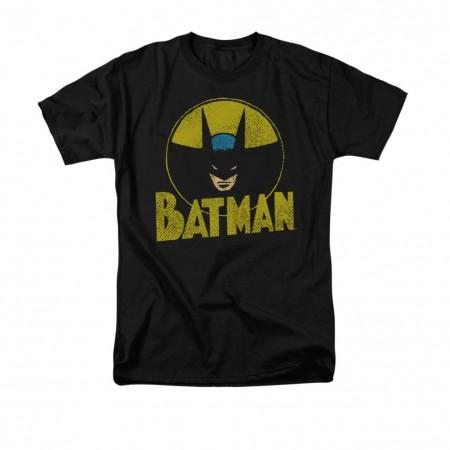 Batman DC Circle Black T-Shirt