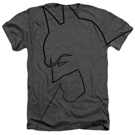 Batman Outline Tshirt