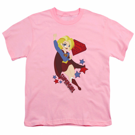 Supergirl DC Comics Super Hero Girls Youth T-Shirt