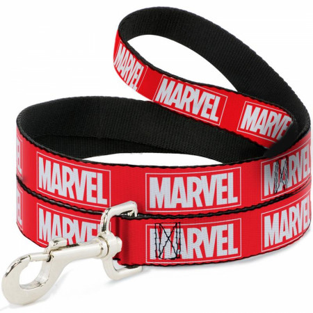 Marvel Brand Logo Dog Leash