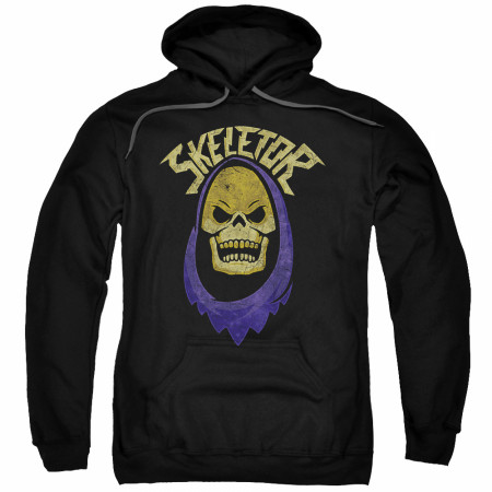 Masters Of The Universe Skeletor Face Pull Over Hoodie