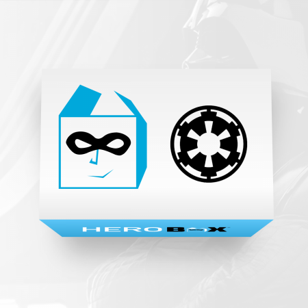 Star Wars Dark Side HeroBox