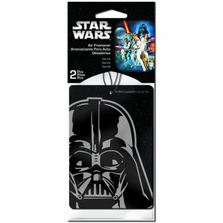 Star Wars Darth Vader Air Freshener 2-Pack