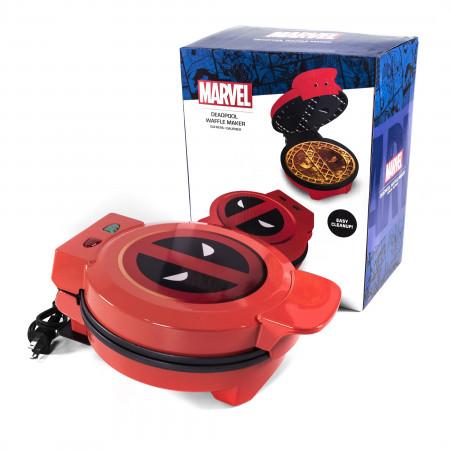 Marvel Deadpool Face Waffle Maker
