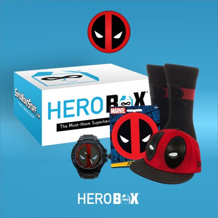 Deadpool Premium Hero Box