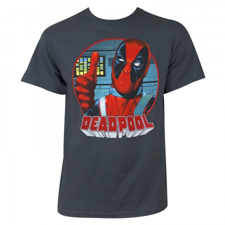Deadpool Men's Thumbs Up T-Shirt