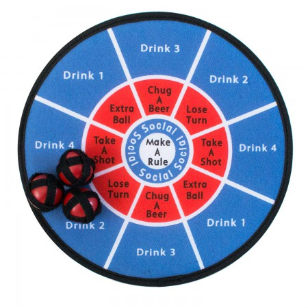 Take A Shot Darts Drinking Novelty Game