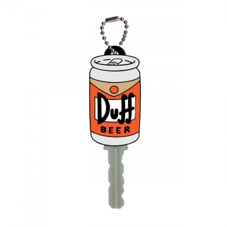 The Simpsons Duff Beer Key Holder
