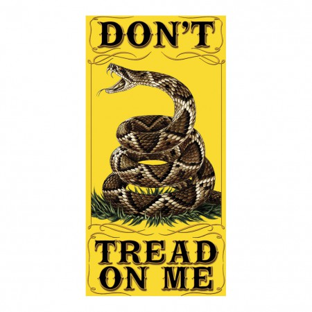 Don't Tread On Me Beach Towel