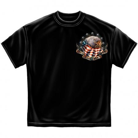 These Colors Don't Run Men's Black T-Shirt