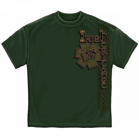Emergency Medical Services Irish Heritage T-Shirt
