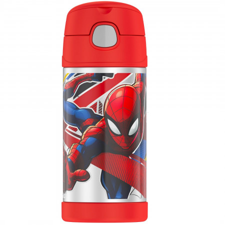 Spider-Man 12 Oz Thermos Bottle