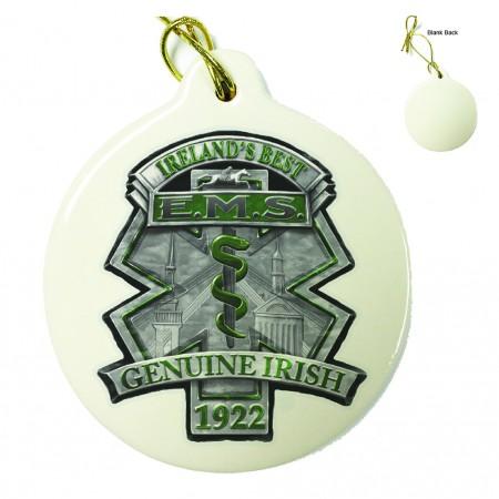 EMS Ireland's Best Porcelain Ornament