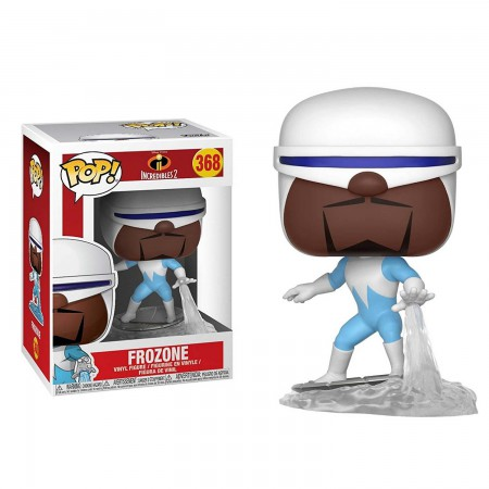 Incredibles 2 Frozone Funko POP Vinyl Figure Bobblehead