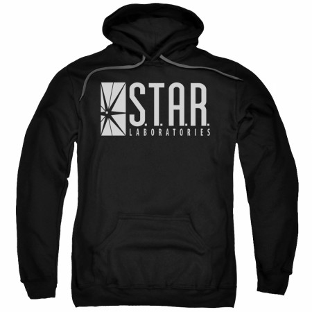 Flash Star Labs Black Hoodie