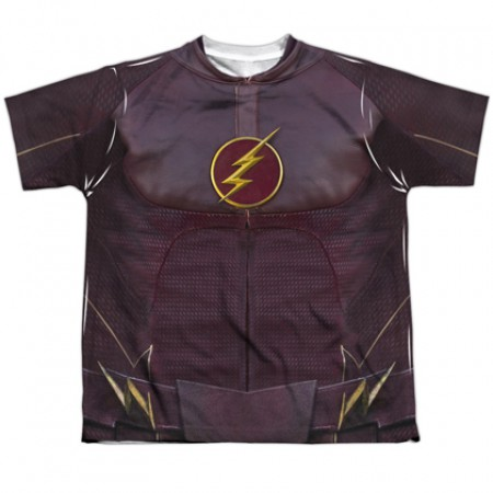 The Flash Uniform Youth Costume T-Shirt