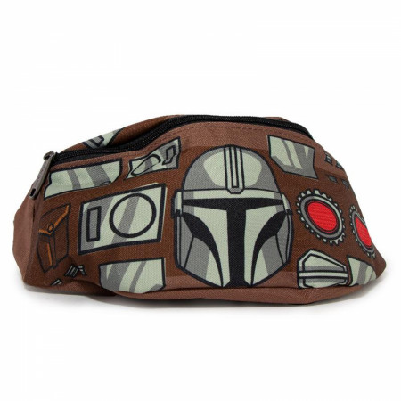 Star Wars The Mandalorian Beskar Fanny Pack