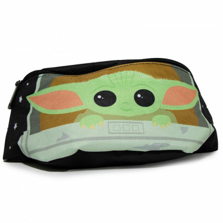 Star Wars The Mandalorian The Child Chibi Carriage Fanny Pack