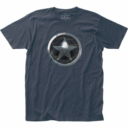 The Falcon and The Winter Soldier Series Winter Soldier Logo T-Shirt