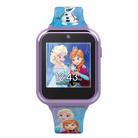 Frozen's 2 Elsa and Anna Kids Interactive Watch