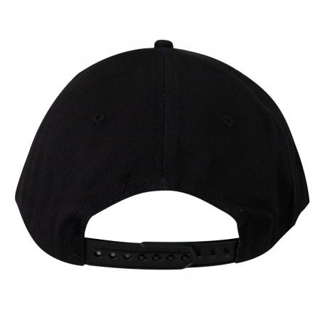 Fireball Whisky Dragon Logo Men's Black Hat