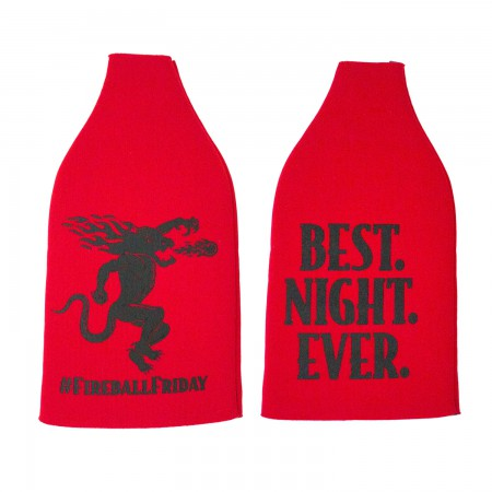 Fireball Best Night Ever Friday Bottle Cooler
