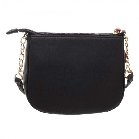 Flash Crossbody Black Purse