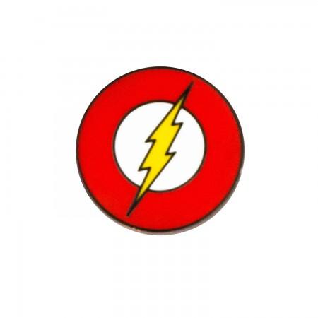 Flash Logo Lapel Pin