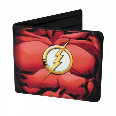 The Flash Bifold Muscle Wallet