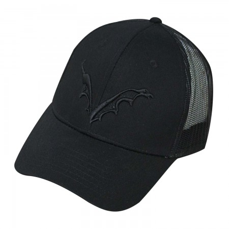 Flying Dog Logo Men's Trucker Hat