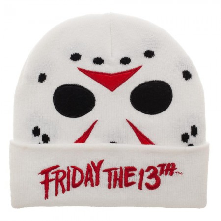 Friday The 13th Winter Hat