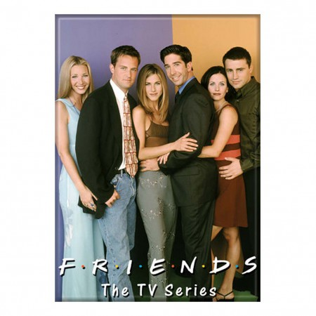 Friends TV Series Magnet
