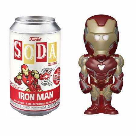 Marvel Avengers Endgame Iron Man SODA Vinyl