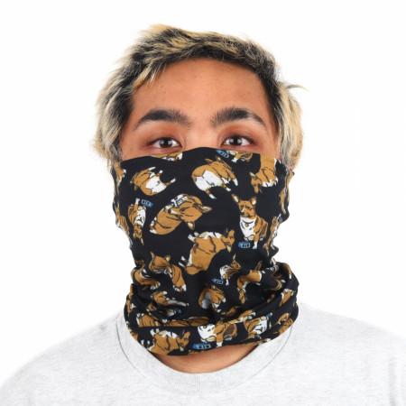Cowboy Bebop Ein Face Mask Gaiter