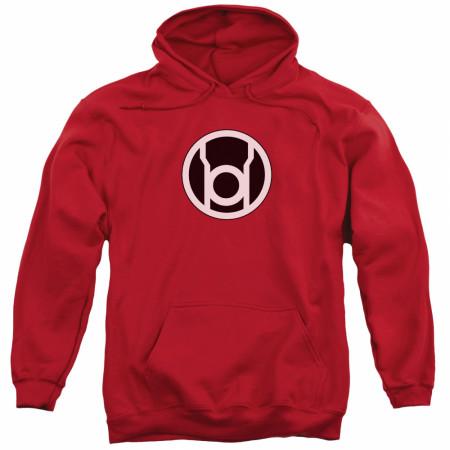 Green Lantern Red Lantern Sweatshirt Hoodie