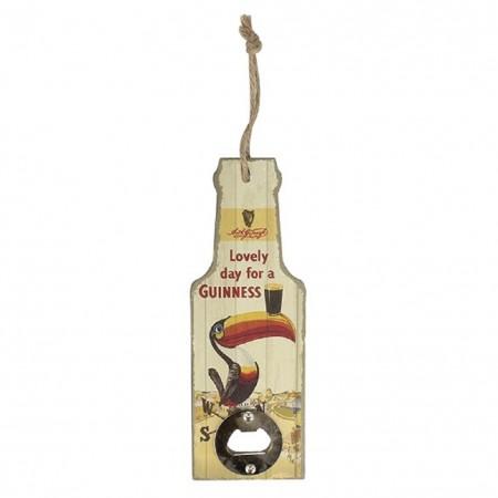 Guinness Nostalgic Toucan Hanging Bottle Opener