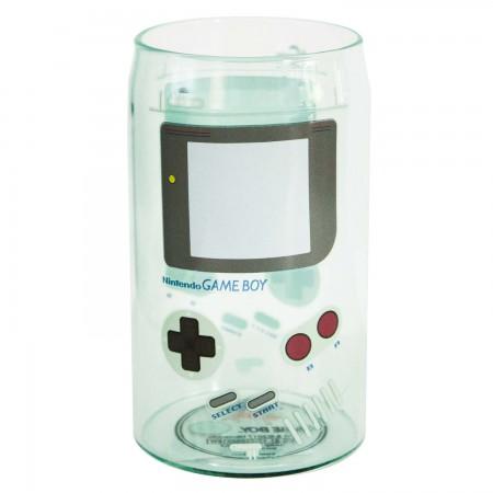 Nintendo Gameboy Drinking Glass