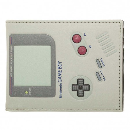 Nintendo Replica Gameboy Wallet