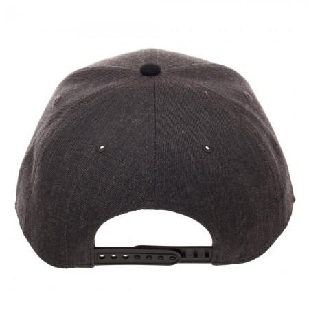 God Of War Logo Gray Black Men's Hat
