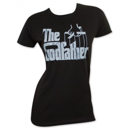 The Godfather Logo Ladies T-Shirt