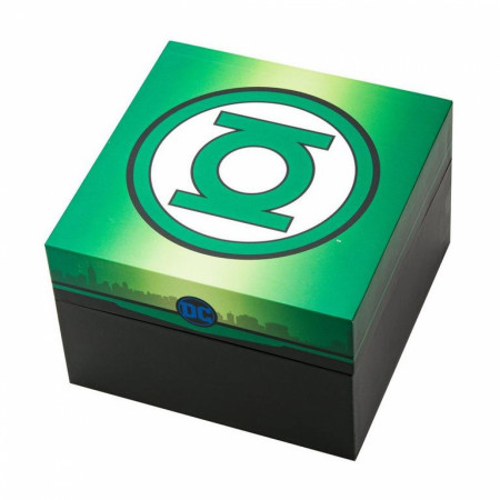 Green Lantern Collector All Lantern Corps Ring Set