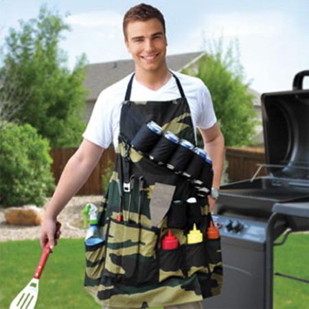 Men's Grill Sergeant BBQ Apron